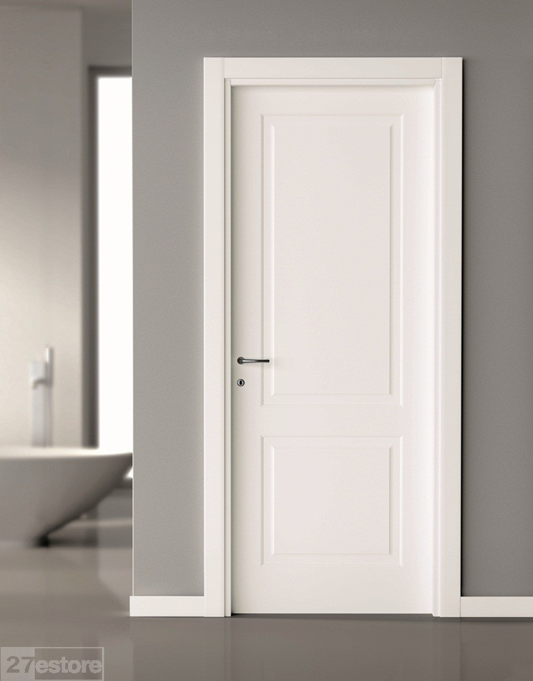 2 Panel Interior Door Style 768 x 981